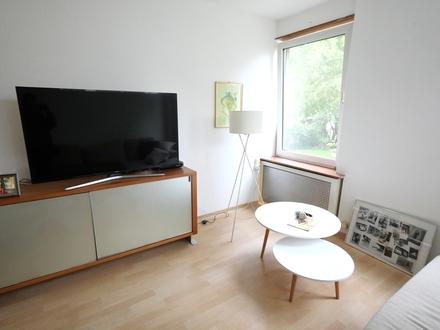 Gepflegte EG-Wohnung mit kleinem Balkon und Gartenblick in DA-Arheilgen