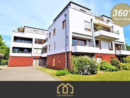 Findorff / Barrierefreie 2-Zimmer Wohnung mit Süd-West Balkon für Senioren direkt am Bürgerpark