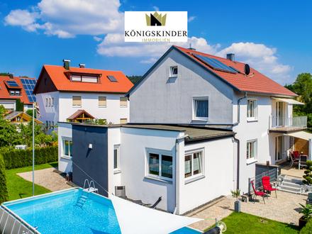 *Lebensstil für Stilbewusste* Dieses kernsaniertes 2-Familienhaus in Plüderhausen sollten Sie unbedingt gesehen haben!