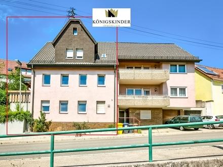 *PROVISIONSFREI* DHH mit 2 Terrassen, Garten und viel Potential -sanierungsbedürftig-