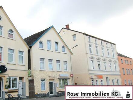 Kapitalanlage: Wohn- und Geschäftshaus in der Mindener Innenstadt