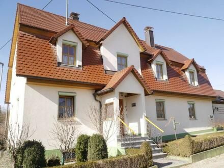 Die ganze Familie unter einem Dach in Diedorf-Biburg