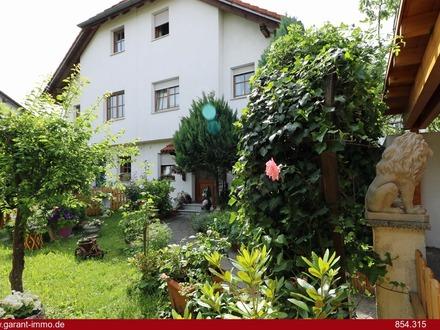 Doppelhaushälfte mit italienischem Flair