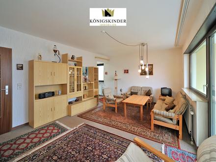Attraktive leerstehende 1-Zimmerwohnung mit Südbalkon und Außenstellplatz!