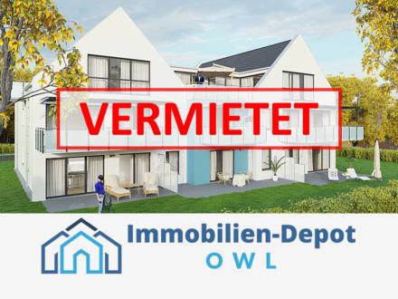 Hier können Sie bald einziehen – Neubau-City-Wohnung im OG