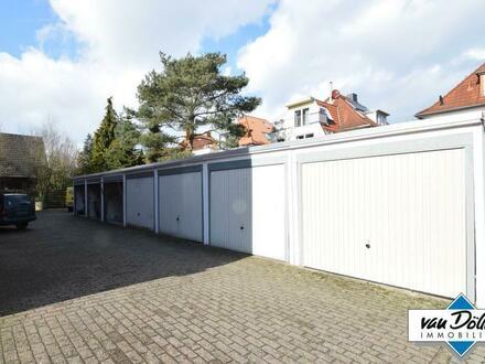 Garage in Nähe der Oldenburger Universität - Haarentor !