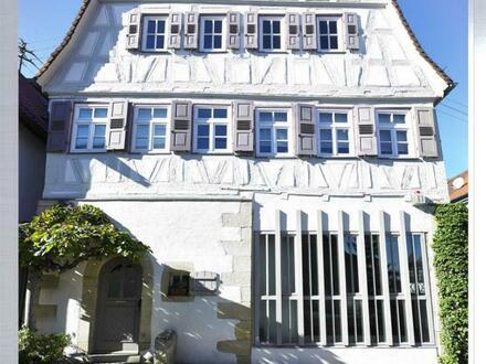 Traumhaft schönes Fachwerkhaus (Kulturdenkmal) in S-Sillenbuch