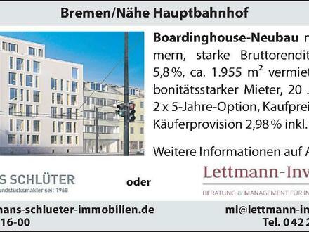 Bremen / Boardinghouse Neubau