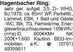 Hagenbacher Ring