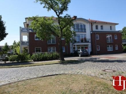 Gemütliche Wohnung in ruhiger Wohnanlage für Senioren mit sonnigem Balkon