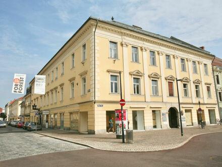 Klagenfurt - Neuer Platz 7: Großzügige Büro- / Kanzleiräumlichkeiten in Toplage im 2.OG mit Lift und Blick auf den Lindwurm