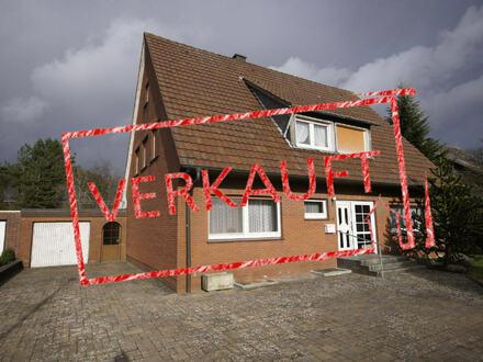 PREISREDUZIERUNG! Ein-/Zweifamilienhaus in zentrumsnaher Lage von Meppen.