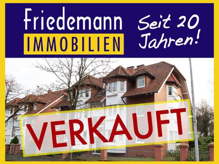 Helles 1 Zimmer-Apartment mit Teilmöblierung und Carport in Bad Oeynhausen-Südstadt