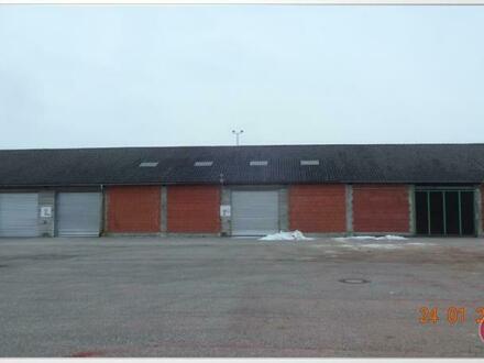 Gewerbehalle / Garage - flexibel nutzbar ++Meindl-Gelände-Dorfen++