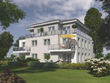 In zentrums- und Wesernähe - Neubau einer Eigentumswohnanlage in Minden