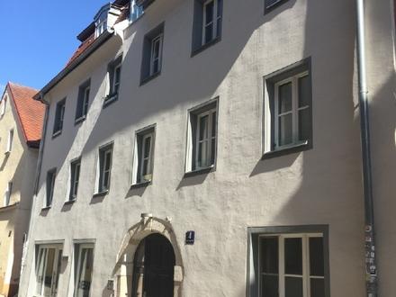 Wohnen in traumhafter Altstadtlage in Regensburg!