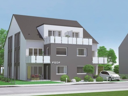 Neubau-Eigentumswohnung im Zentrum von Jöllenbeck