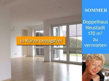 Architektenhaus Neustadt WN - Doppelhaushälfte zur Miete