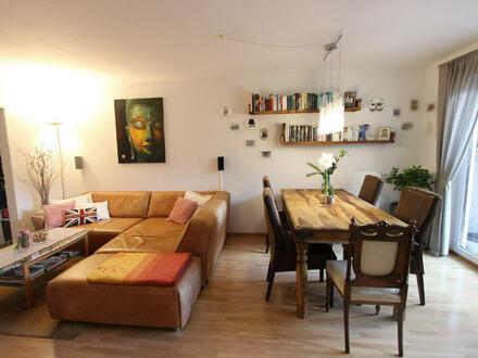 Zentrumsnahe 2,5 Zimmer Wohnung mit Balkon