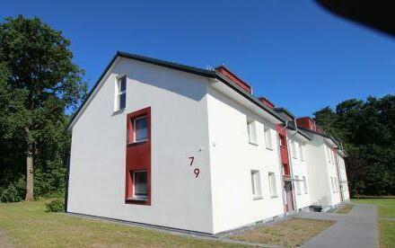 Komplett modernisierte 3- Zimmer-Wohnungen im Grünen