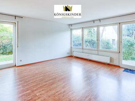 Gemütliche 2 Zimmerwohnung in attraktiver Ortsrandlage von Altdorf im Landkreis Böblingen