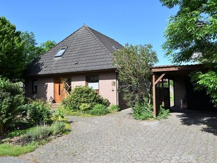 Familienfreundlicher Bungalow in Hattstedt bei Husum
