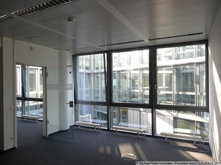 Blick in ein Bürobereich