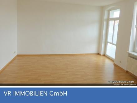 Helle 2-Raum-Wohnung mit Balkon in der Schweriner Feldstadt