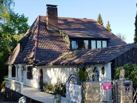 Villa im Dornröschenschlaf