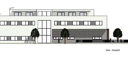Neubaukonzept nach Mieterwunsch! Attraktive Erdgeschossfläche am Oberfeld