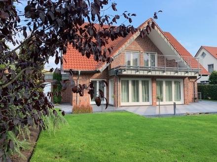 Traumhaftes, exklusives 2 Familien-Wohnhaus GT-Isselhorst top Lage 3 Garagen