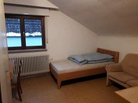 Einzelzimmer mit Kochgelegenheit in Ilvesheim