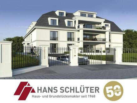 """Exklusives Wohnen in der Villa""""Marie-Theres"""" direkt an der Parkallee!!"""