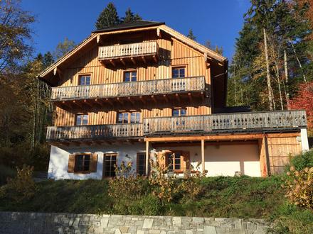 Großzügiges Landhaus in herrlicher Sonnenlage - St. Gilgen am Wolfgangsee