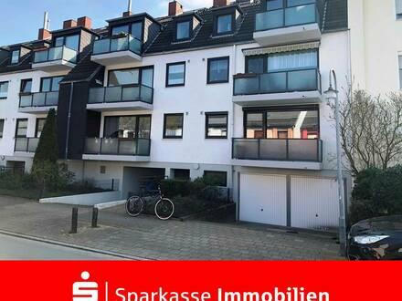 Kapitalanlage! Gepflegte 3-Zimmer-Eigentumswohnung in ruhiger Lage von Bremen-Woltmershausen