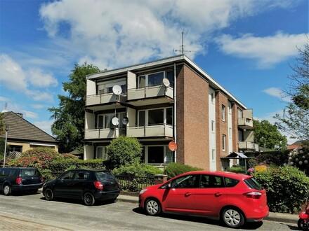 5767 - Uninahe 1 Zimmerwohnung mit Balkon in Oldenburg/Haarentor!
