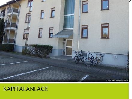 KAPITALANLAGE - Einzimmer-Appartement mit Balkon in Mainz-Laubenheim