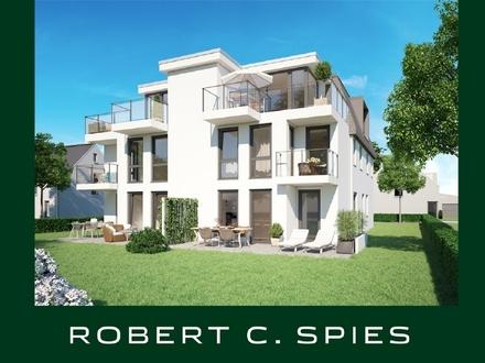 Neubauvorhaben - Hochwertig ausgestattete Eigentumswohnung mit Gartenanteil in ruhiger Lage von Schwachhausen
