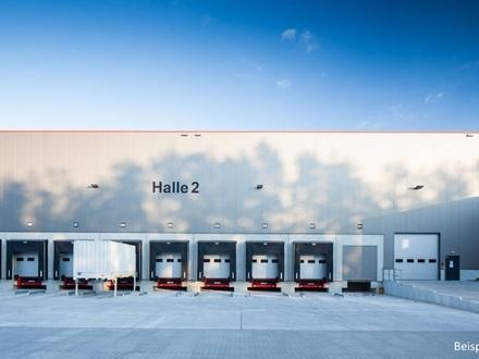 Neubau einer topmodernen Logistikimmobilie im GVZ Bremen
