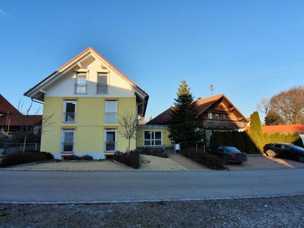 LAYER IMMOBILIEN: Großes Bürogebäude mit ca. 400 m² Nutzfläche inkl. einem Einfamilienhaus