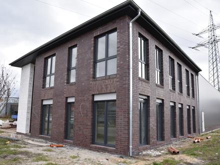 Oldenburg: Attraktive Büroflächen mit angrenzender Halle für innovative Unternehmen, Obj. 5089