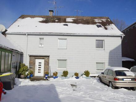 Kierspe-Dorf: Barrierefreie 3-Zimmer-Eigentumswohnung mit separatem Eingang und Gartenterrassennutzung