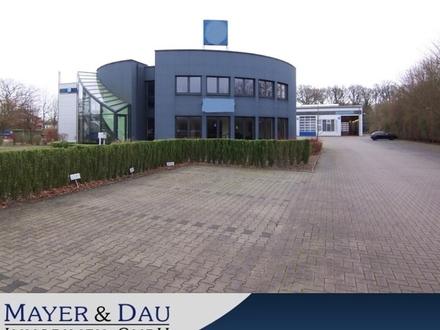 Bad Zwischenahn: Büroflächen mit KFZ-Werkstatt, Objekt Nr. 4572