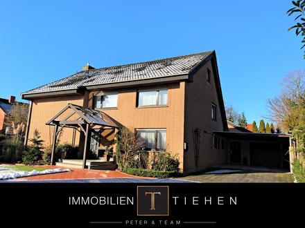 Zweistock-Wohnhaus in Sackgassenendlage zentral in Twist-Bült! Wintergarten, Sauna und viel Platz!