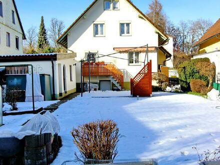 Einfamilienhaus nahe der Altstadt mit schönem Grundstück
