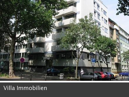 Moderne 1 Zimmer-Wohnung mit sonnigem Balkon in Mainz-Innenstadt, Nähe Hbf