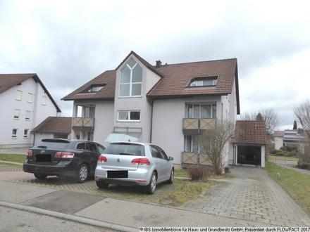 Gepflegte, gemütliche 3-Zimmer-Wohnung mit Balkon und Stellplatz - vermietet ideal für Kapitalanleger
