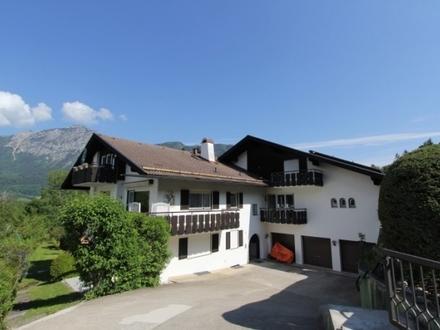 Großes 1 Zimmer Appertement mit Balkon, Küche extra und Gartennutzung in Bestlage!