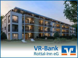 Neubau - hochwertige Wohnanlage in Zentrumslage - moderne barrierefreie 2-Zimmerwohnungen