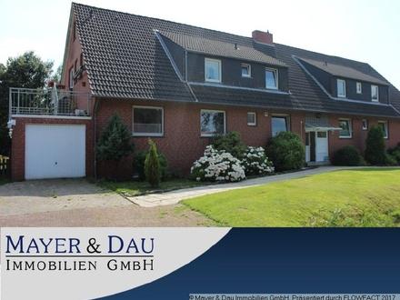 Emden: Gepflegte OG-Wohnung in guter Lage! Obj. 4621